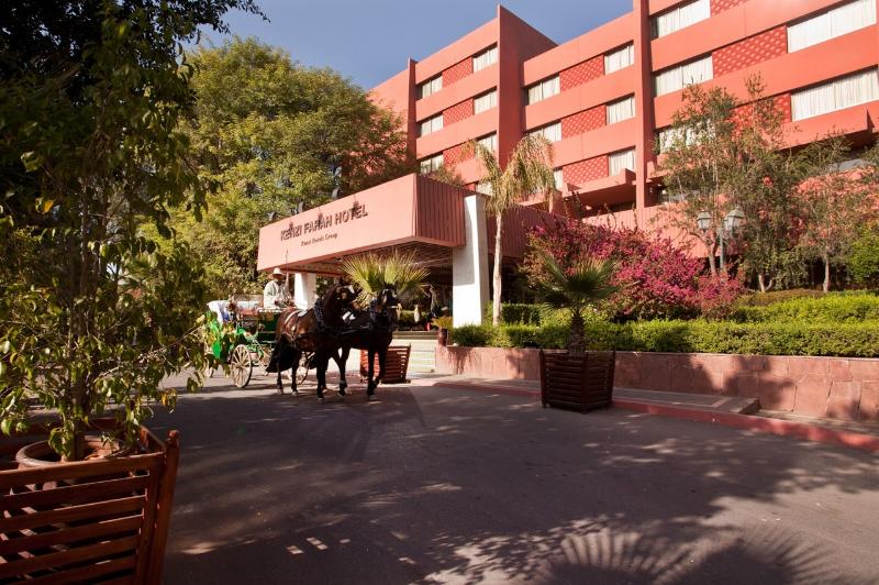 ICMCS'14 venue - Hotel entrance