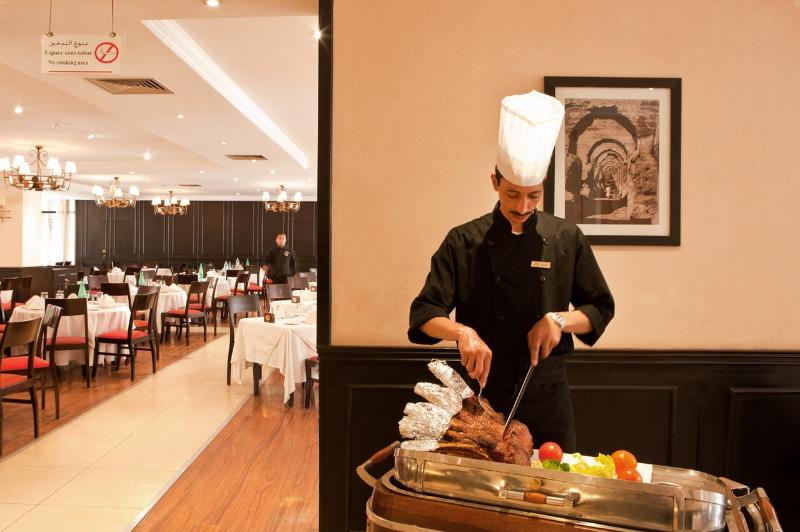 ICMCS'14 venue - Restaurant