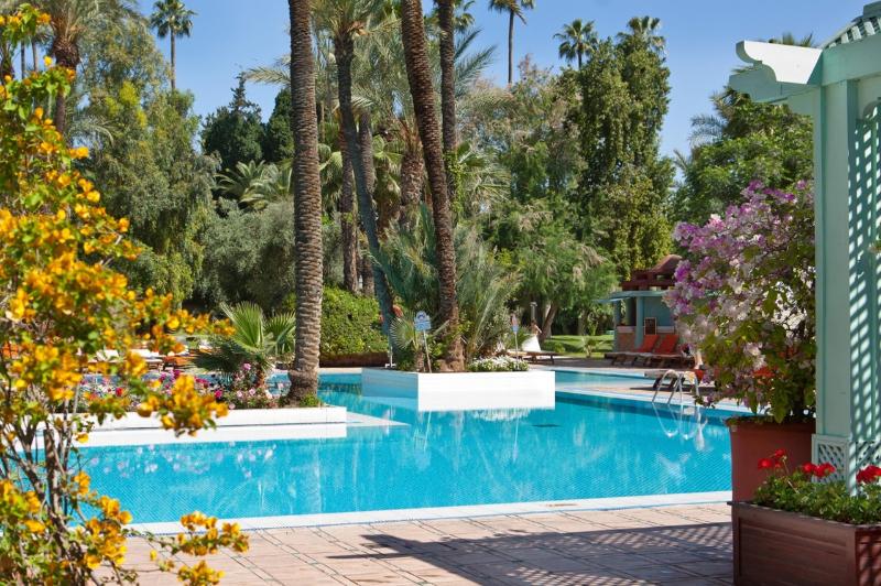 ICMCS'14 venue -  swiming pool