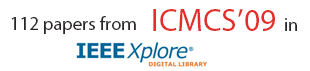 112 paper from ICMCS'09 in IEEE Xplore