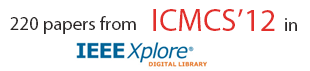 112 paprers from ICMCS'12 in IEEE Xplore