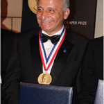 Prof. Rachid Yazami 2014 USA Draper Price Award