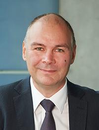 Prof. Joerg Bagdahn president of the Anhalt University of Applied Sciences, Germany