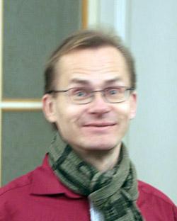 Prof. Ari Paavo Seitsonen École Normale Supérieure, Paris, France