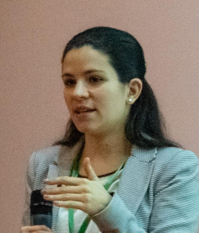 Dr. Ines Garcia Benito EPFL, Switzerland