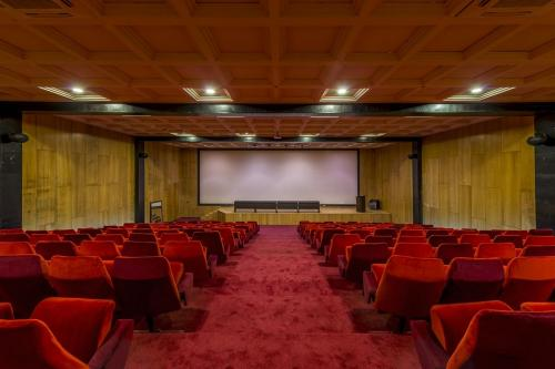 IRSEC'18 Venue - Auditorium