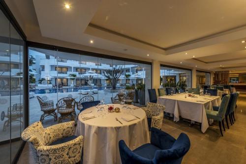 IRSEC'18 Venue - Restaurant